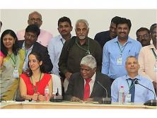 Visit in India September 2018